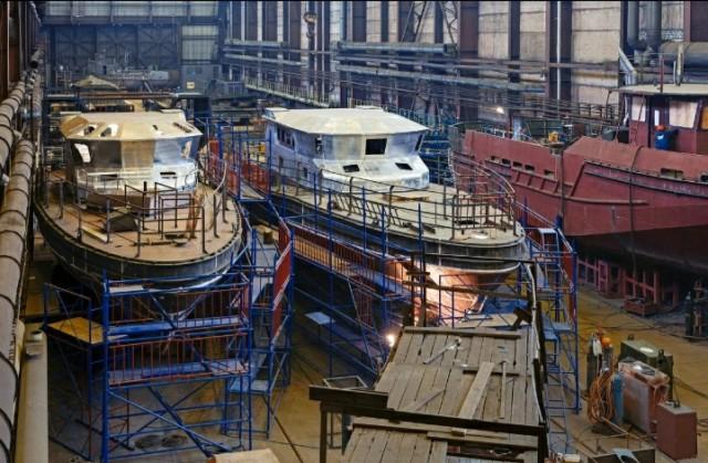 Еще один закрытый завод был возрожден