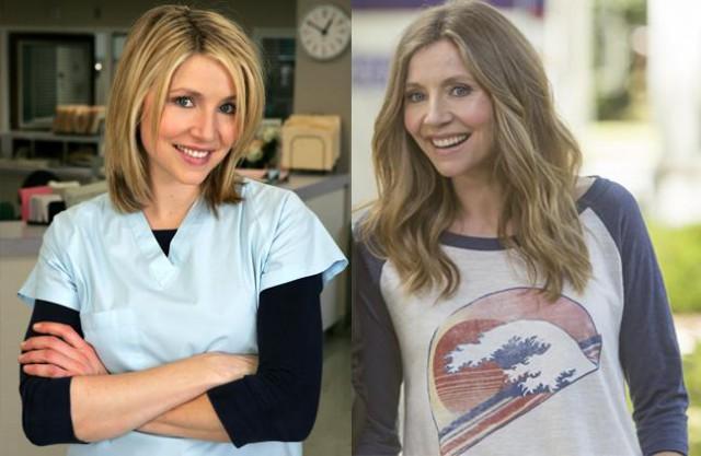 Актеры сериала «Клиника» 15 лет спустя.