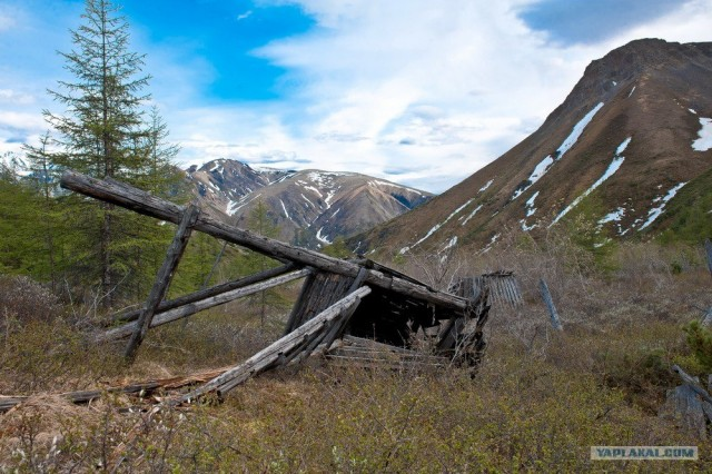 Неизвестная Якутия: Момский ГУЛАГ