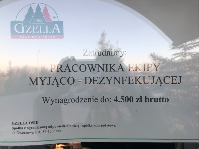 Зарплата в Польше. Для совсем безруких.