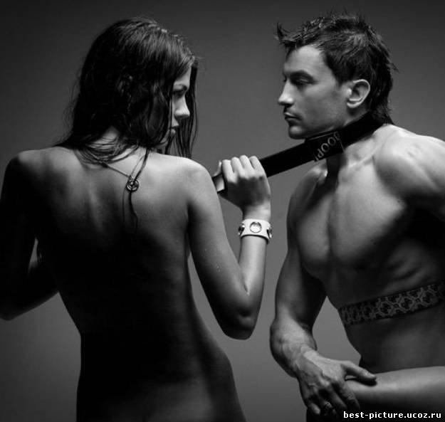 девочка наказывает парня